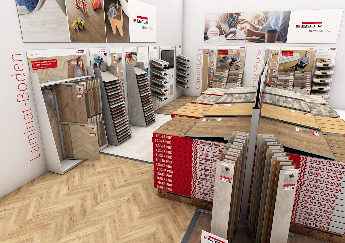 EGGER PRO Fußboden-Kollektion - kirchner&kirchner - Werbeagentur/Ad ...