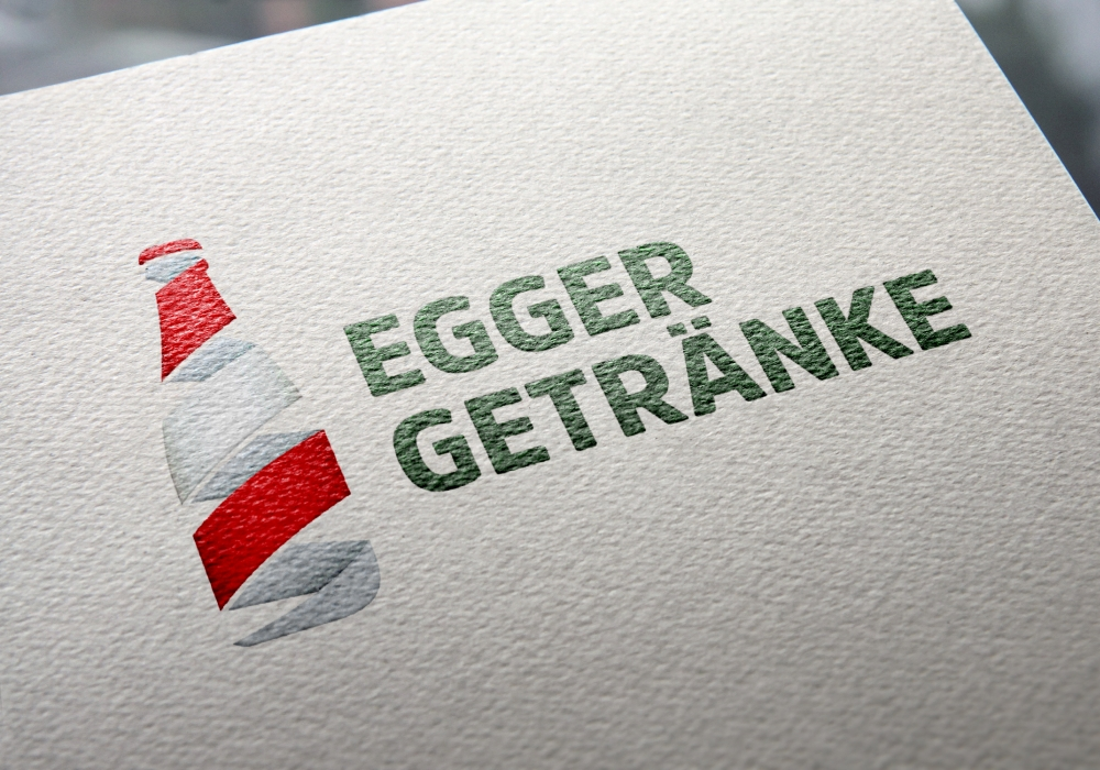 Egger Getränke - Corporate Design