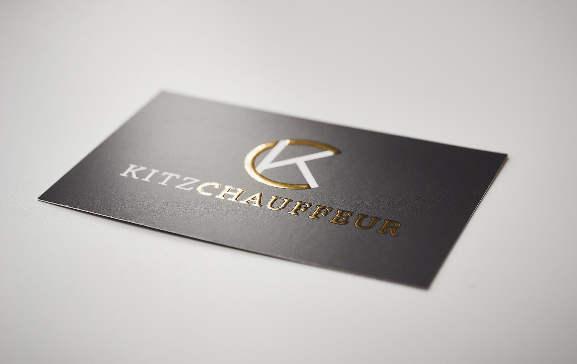 Kitz Chauffeur Visitenkarten Kirchner Kirchner