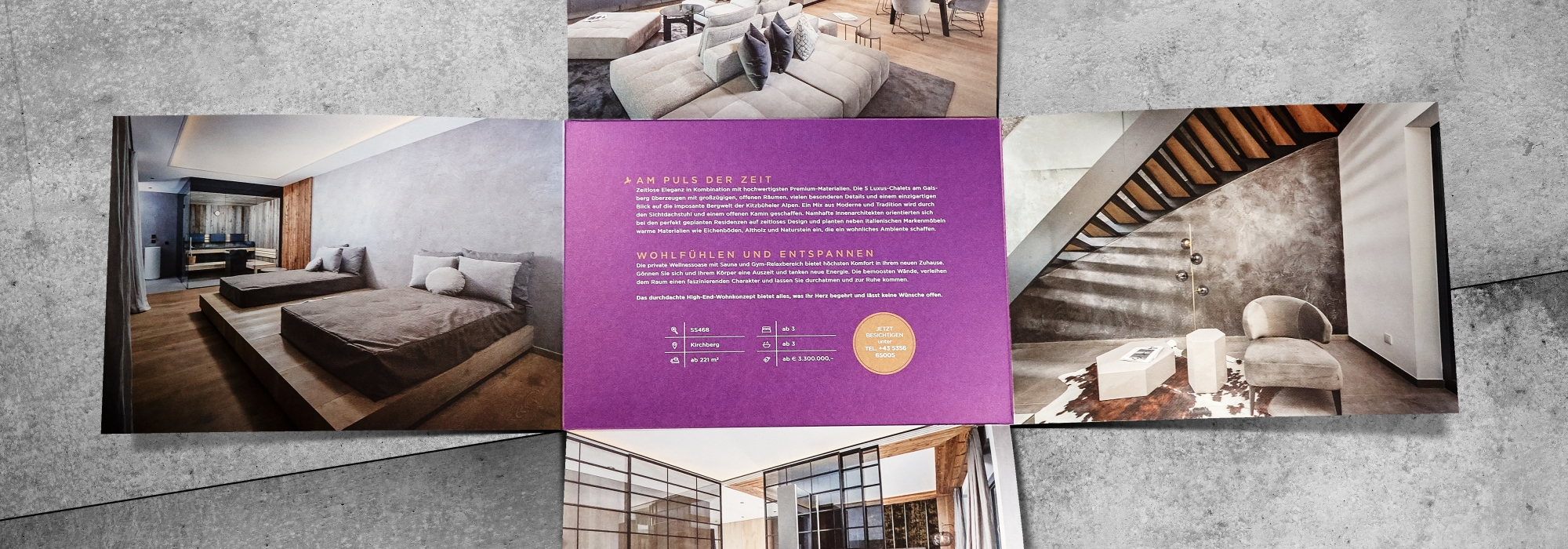 Pure Mountain Residence Folder